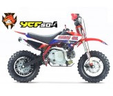Pit Bike YCF 50cc 2014 Edition LUCAS OIL