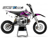 Pit Bike YCF F125 Start Semi-Auto 2014