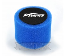 Filtre à Air VPARTS Double Mousse Bleu 44mm