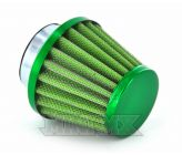 Air Filter KN Green 38mm