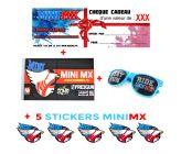 Pack Cadeau MiniMx