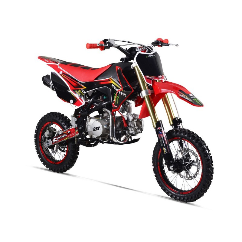 pit bike gunshot 125 fx vert 2015 minimx. Black Bedroom Furniture Sets. Home Design Ideas
