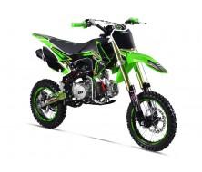 Pit Bike Gunshot 125 FX - Vert