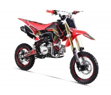 Pit Bike Gunshot 140-FX Rouge