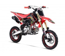 Pit Bike Gunshot 150-FX PRO Rouge