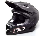 Off Road Black Helmet PROGRIP (M, L)