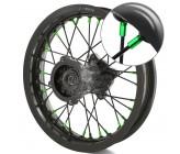 "12"" Rear Alloy rims VPARTS Green"