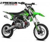 Pit Bike CRZ 150S Edition FREEGUN ZOMBIE 2017