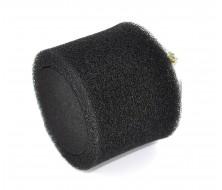 Filtre a air double mousse noir 48mm