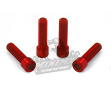 Kit de Vis CNC VPARTS Rouge M8x30mm