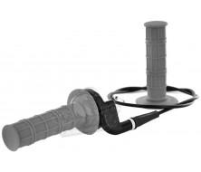 kit poigneegrise avec tirage rapide et cable de gaz