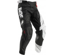 Pantalon Cross Thor Pulse Aktiv Rouge / Noir (M/L)