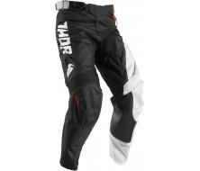 Pantalon Cross Thor Pulse Aktiv Rouge / Noir (M/L)