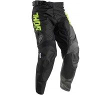 Pantalon Cross Thor Pulse Aktiv Lemon / Noir (M/L)