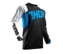 Off Road Shirt Thor Pulse Aktiv Blue / Black
