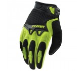 Gants Cross Thor Spectrum Vert 2017 ( S,M,L)