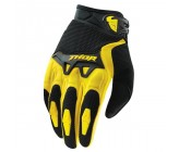 Gants Cross Thor Spectrum Jaune 2017 ( S,M,L)