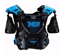 Plastron Thor Guardian Noir / Bleu MD/LG