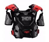Plastron Thor Guardian Noir / Rouge MD/LG