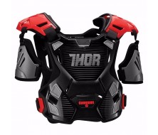 Plastron Thor Guardian Noir / Rouge MD/LG