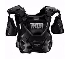 Plastron Thor Guardian Noir / gris MD/LG