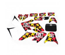 Kit Deco CRF50 DC Shoes one