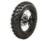 """Complete Wheel 12"""" rear Guangli (Axle 15mm)"""