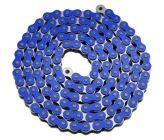 Chaine Renforcée 420 - 120 Maillons Bleu