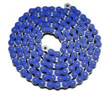 Chaine Renforcée 420 - 140 Maillons Bleu