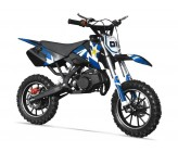 Pocket cross RX 49 - Edition ROCKSTAR - Bleu