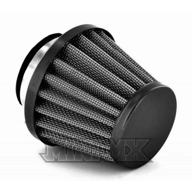 filtre air cornet vparts vert pour dirt bike pit bike. Black Bedroom Furniture Sets. Home Design Ideas