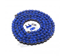 Chaine Vparts 420 - 120 Maillons Bleu