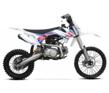 PIT BIKE BASTOS MXF 125 14/17- ÉDITION 2017