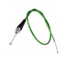 Cable d'accélérateur Vert