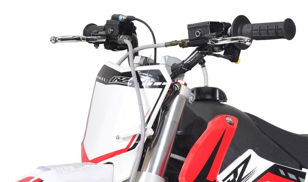 Kit de Frein Avant et Arriere Hydraulique Pit Bike 50S Automatique CRZ